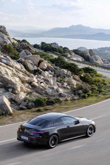 2020 Mercedes-AMG E 53 4Matic+ coupé 10