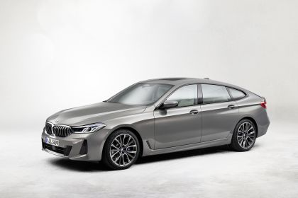 2020 BMW 640i ( G32 ) Gran Turismo 7