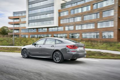 2020 BMW 640i ( G32 ) Gran Turismo 53