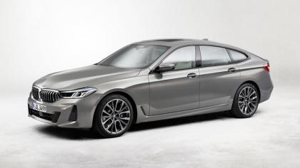 2020 BMW 640i ( G32 ) Gran Turismo 2