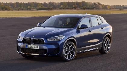 2020 BMW X2 ( F39 ) xDrive25e 9