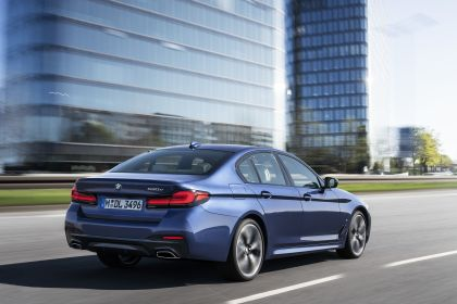 2021 BMW 530e ( G30 ) xDrive 2