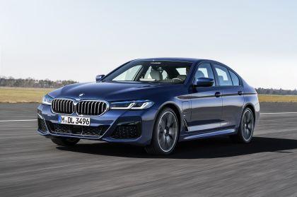 2021 BMW 530e ( G30 ) xDrive 9
