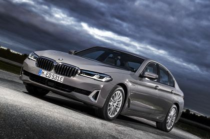 2021 BMW 530e ( G30 ) xDrive 49
