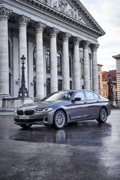 2021 BMW 530e ( G30 ) xDrive 55