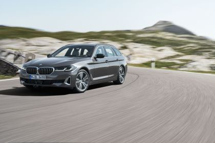 2021 BMW 530i ( G31 ) Touring 12