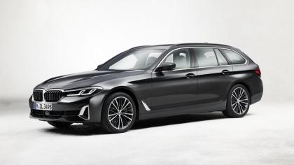 2021 BMW 530i ( G31 ) Touring 2
