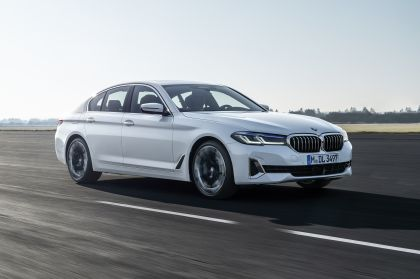 2021 BMW 540i ( G30 ) 5