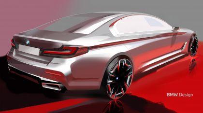 2021 BMW 540i ( G30 ) 54