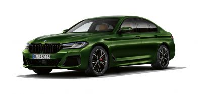 2021 BMW M550i ( G30 ) 1