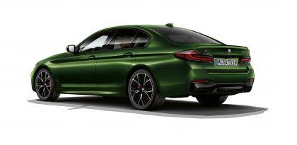 2021 BMW M550i ( G30 ) 2