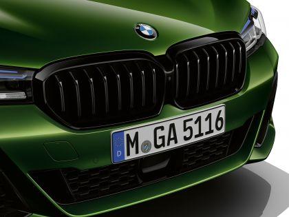 2021 BMW M550i ( G30 ) 3