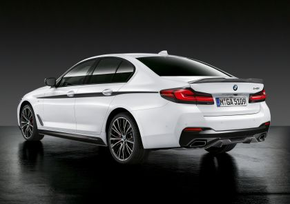 2021 BMW 540i ( G30 ) with M Performance parts 2