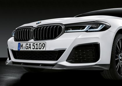 2021 BMW 540i ( G30 ) with M Performance parts 4