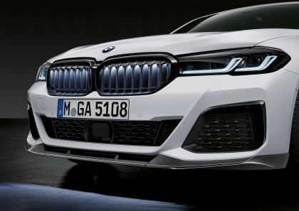 2021 BMW 540i ( G30 ) with M Performance parts 5
