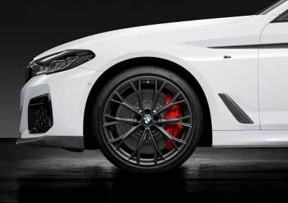 2021 BMW 540i ( G30 ) with M Performance parts 7