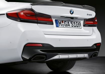 2021 BMW 540i ( G30 ) with M Performance parts 12