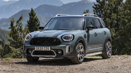 2020 Mini Cooper S Countryman ( F60 ) ALL4 7