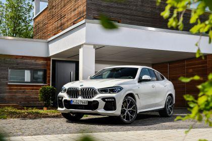 2020 BMW X6 ( G06 ) xDrive30d 4