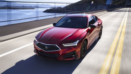 2021 Acura TLX Advance 6