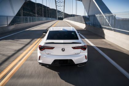 2021 Acura TLX A-Spec 3