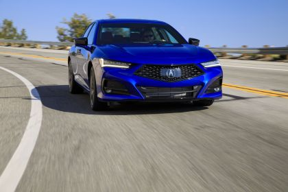 2021 Acura TLX A-Spec 4