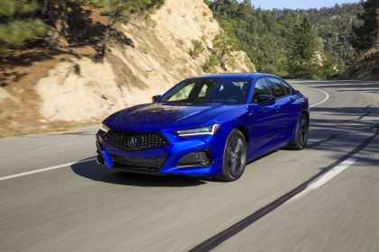 2021 Acura TLX A-Spec 7