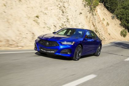 2021 Acura TLX A-Spec 8