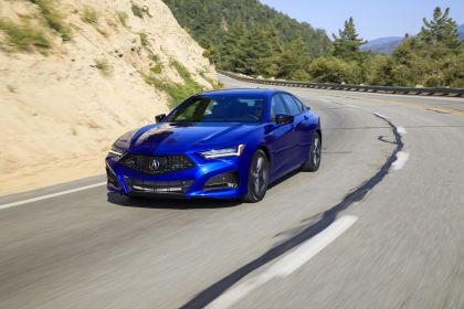 2021 Acura TLX A-Spec 9
