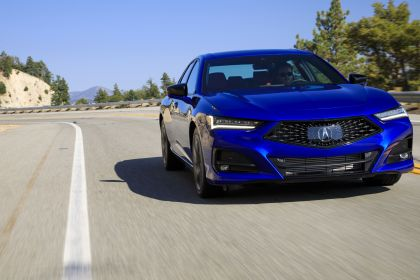 2021 Acura TLX A-Spec 10