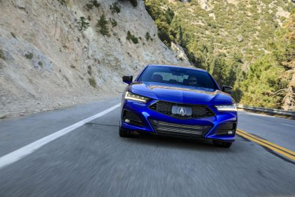 2021 Acura TLX A-Spec 11
