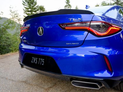 2021 Acura TLX A-Spec 30
