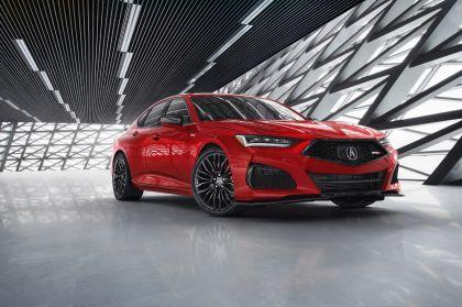 2021 Acura TLX Type S 4