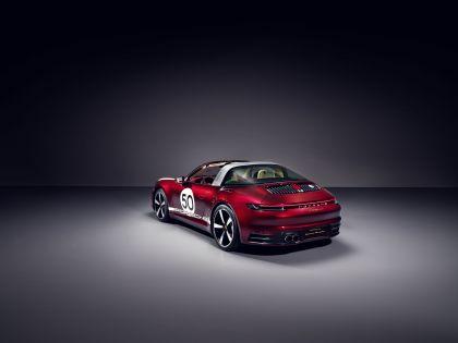 2020 Porsche 911 ( 992 ) Targa 4S Heritage Design Edition  3