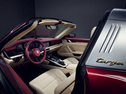 2020 Porsche 911 ( 992 ) Targa 4S Heritage Design Edition  6