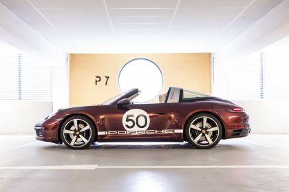 2020 Porsche 911 ( 992 ) Targa 4S Heritage Design Edition  15