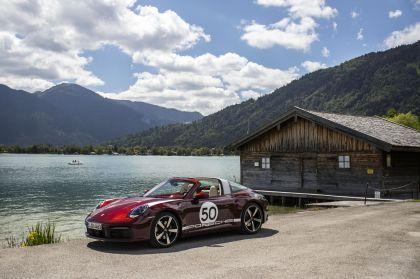 2020 Porsche 911 ( 992 ) Targa 4S Heritage Design Edition  35