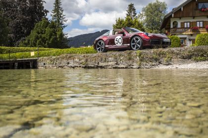 2020 Porsche 911 ( 992 ) Targa 4S Heritage Design Edition  45