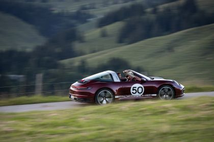 2020 Porsche 911 ( 992 ) Targa 4S Heritage Design Edition  48