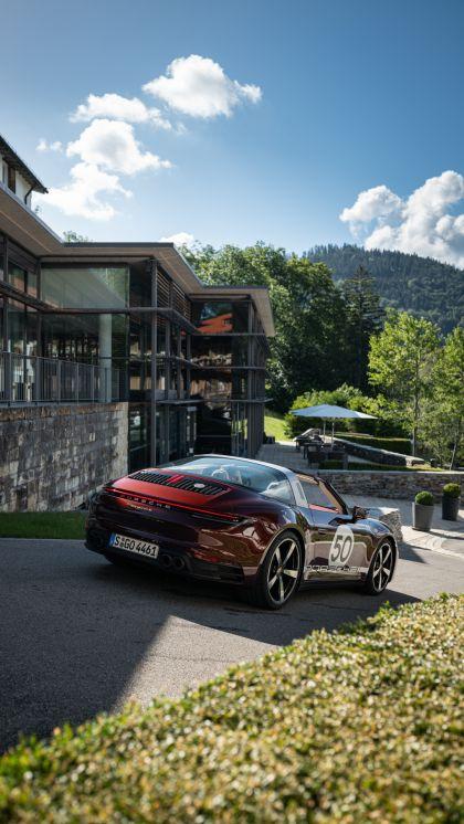 2020 Porsche 911 ( 992 ) Targa 4S Heritage Design Edition  61