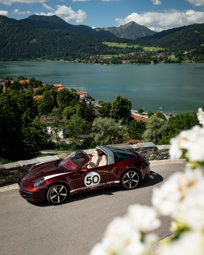 2020 Porsche 911 ( 992 ) Targa 4S Heritage Design Edition  65