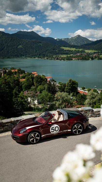2020 Porsche 911 ( 992 ) Targa 4S Heritage Design Edition  74