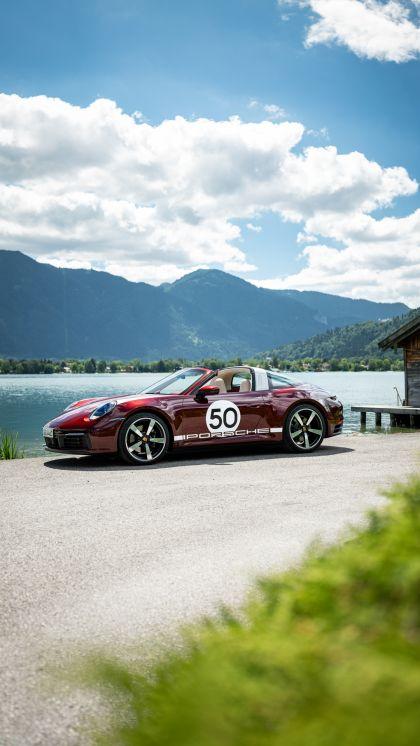 2020 Porsche 911 ( 992 ) Targa 4S Heritage Design Edition  76