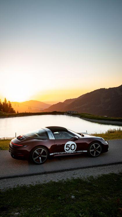 2020 Porsche 911 ( 992 ) Targa 4S Heritage Design Edition  79