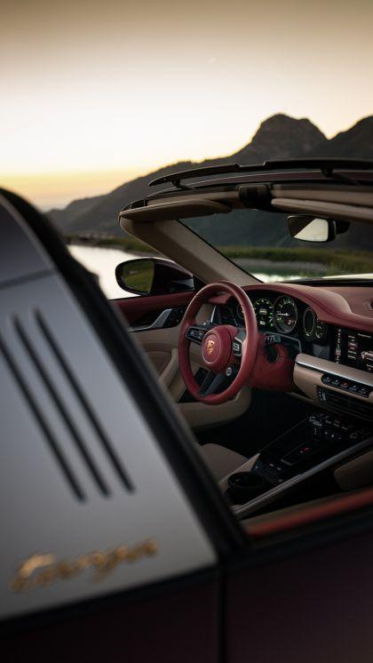 2020 Porsche 911 ( 992 ) Targa 4S Heritage Design Edition  80