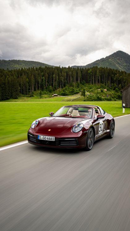 2020 Porsche 911 ( 992 ) Targa 4S Heritage Design Edition  87