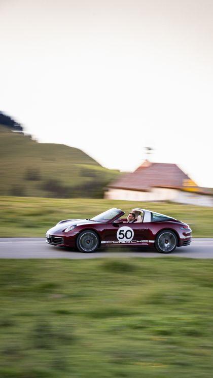 2020 Porsche 911 ( 992 ) Targa 4S Heritage Design Edition  89