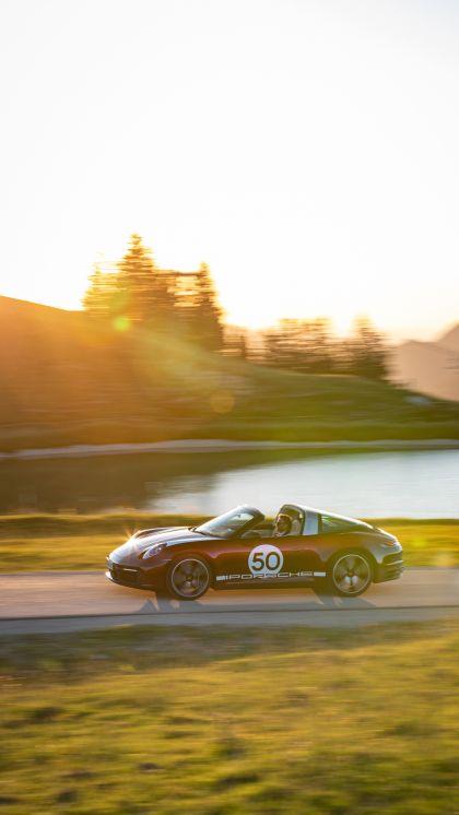2020 Porsche 911 ( 992 ) Targa 4S Heritage Design Edition  91