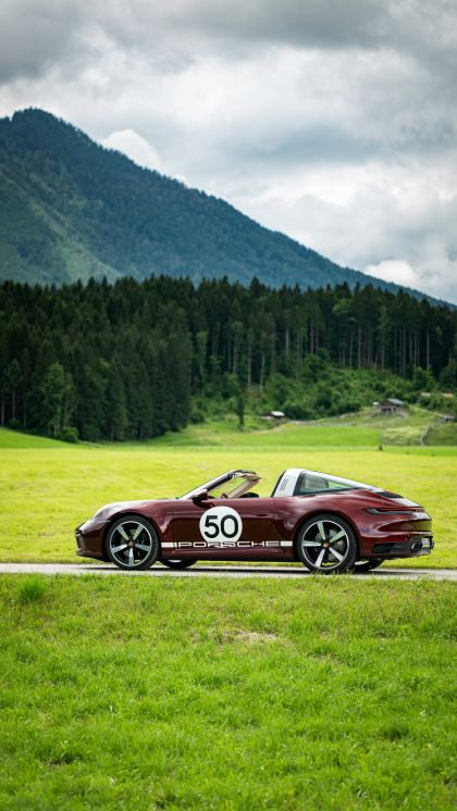 2020 Porsche 911 ( 992 ) Targa 4S Heritage Design Edition  93
