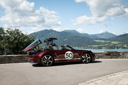 2020 Porsche 911 ( 992 ) Targa 4S Heritage Design Edition  96